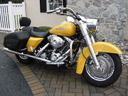 2005 Harley-Davidson Touring FLHRS Road King Custom